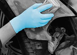 Blue Disposable Glove