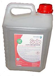Hand Sanitising Gel (5 Litres)