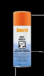 Ambersil Dry Moly, 400ml