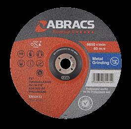 230x6x22mm DPC Metal Grind Disc